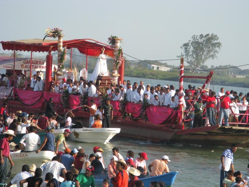 Video: Fiesta De La Candelaria En Tlacotalpan Veracruz