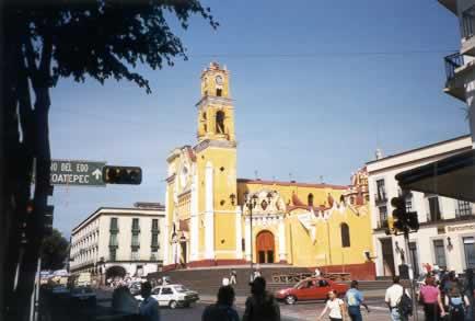 Arquitectura Colonial De Xalapa