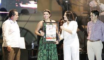 Yuridia Llenó El Zócalo De Veracruz