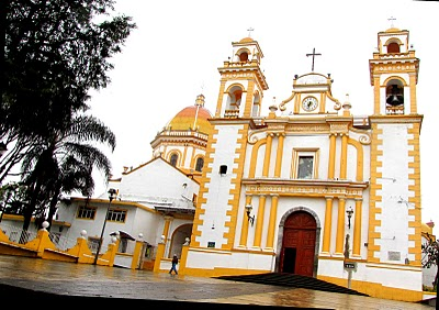 Festejos a María Magdalena en Xico