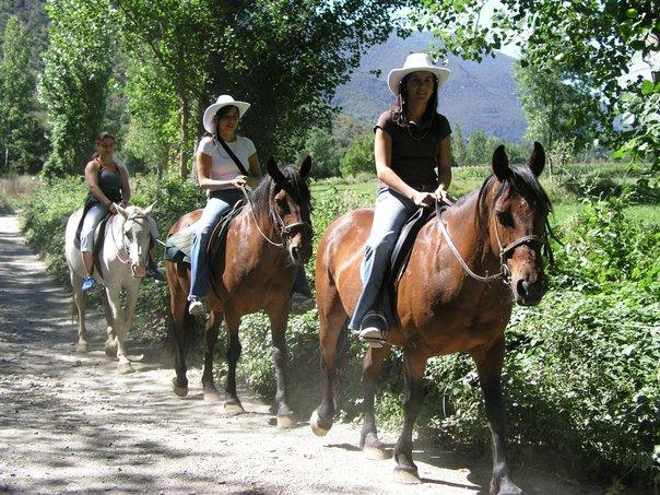 Cabalgata En Jalcomulco