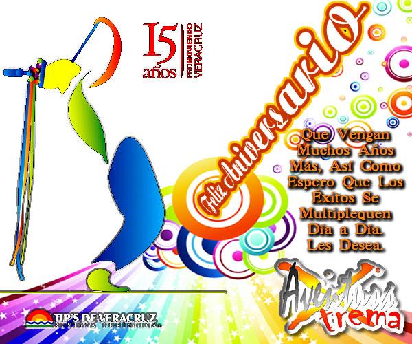 Feliz Aniversario a Tip's De Veracruz