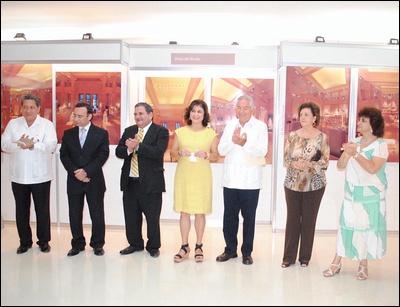 """Abren la exposición """"Museo Nacional de Beirut"""""""