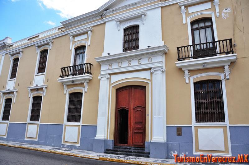 Revive Ayuntamiento de Veracruz con numerosos eventos el Museo de la Ciudad