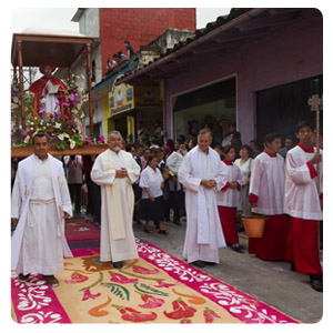 Fiestas Patronales En Honor a San Jerónimo