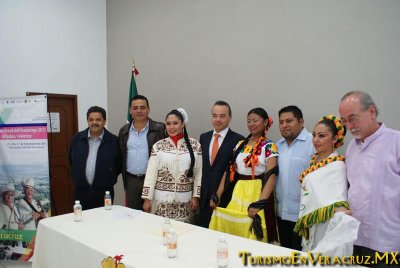 Celebra Amatlán XXII Fiesta Anual del Huapango Encuentro de las Huastecas