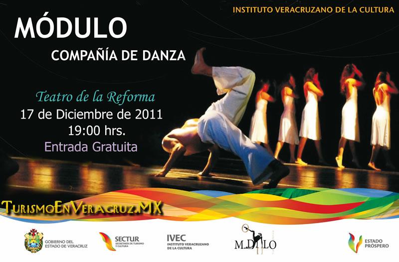 Con coreografía de Schwartz cierra IVEC programa 2011