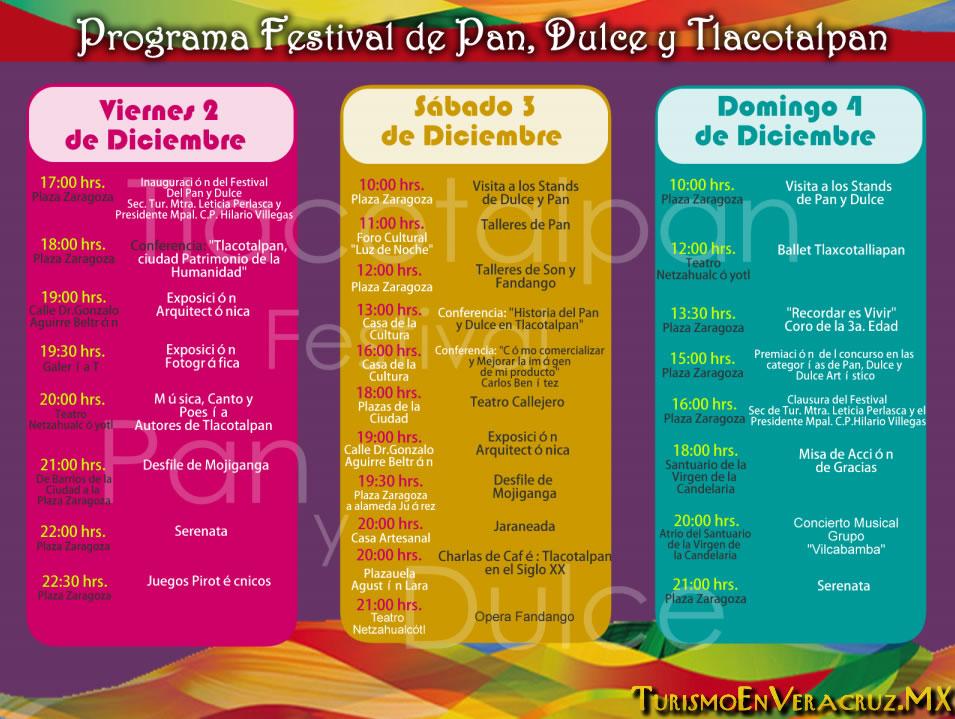 Festival De Dulce, Pan y Tlacotalpan