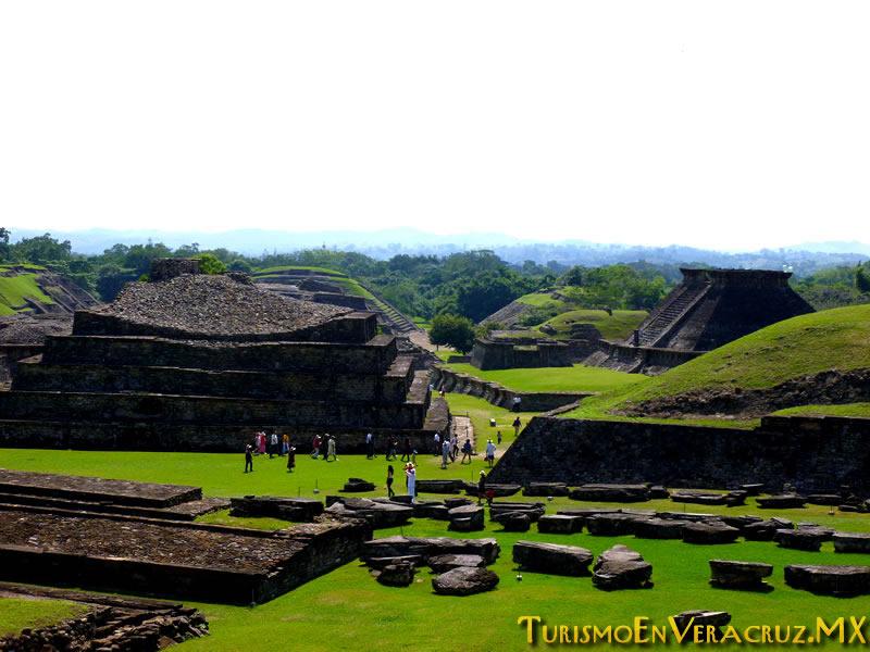 Zona Arqueológica El Tajin, Veracruz