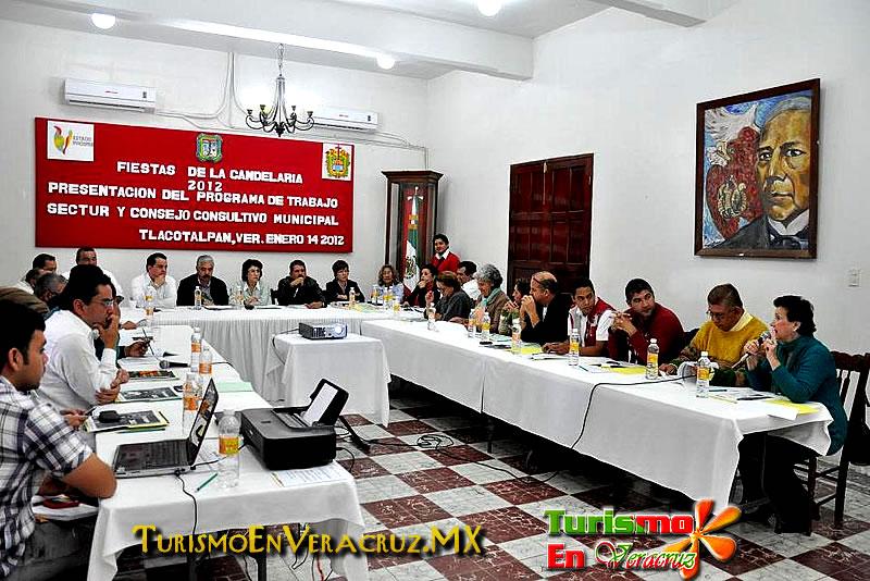 Afinan detalles para las Fiestas de la Candelaria Tlacotalpan Vive 2012