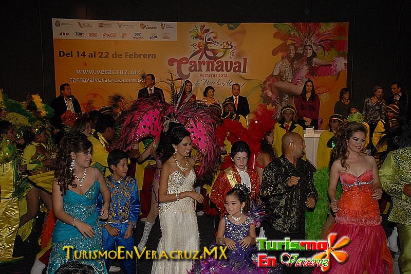 Espera Carnaval de Veracruz más de un millón de visitantes