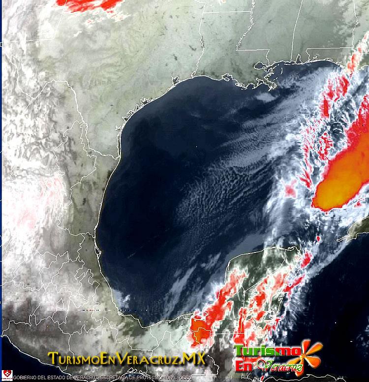Se espera cielo despejado a medio nublado en gran parte del estado
