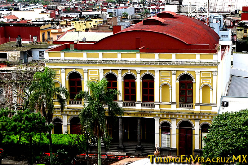Regresarán su esplendor al Teatro Ignacio de la Llave de Orizaba Veracruz