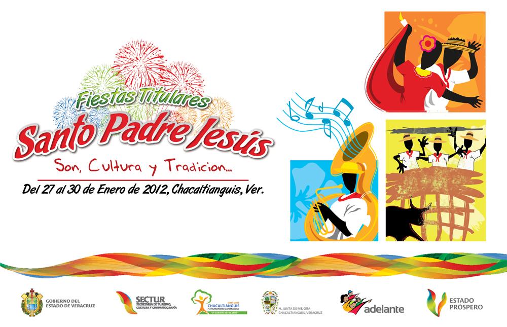"""Fiestas Titulares """"Santo Padre Jesús"""""""