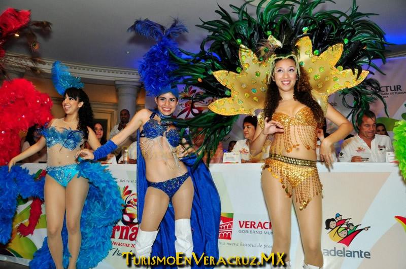 Turismo En Veracruz  4 Días y 3 Noches En El Carnaval De ...