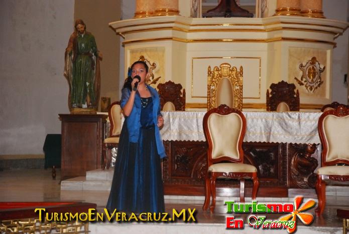 Participa Ayuntamiento de Veracruz en las Fiestas Patronales de San Sebastián.