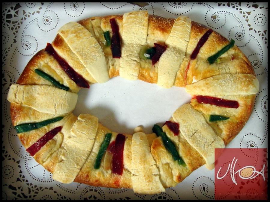 La Rosca De Reyes de Mecatlan, Veracruz