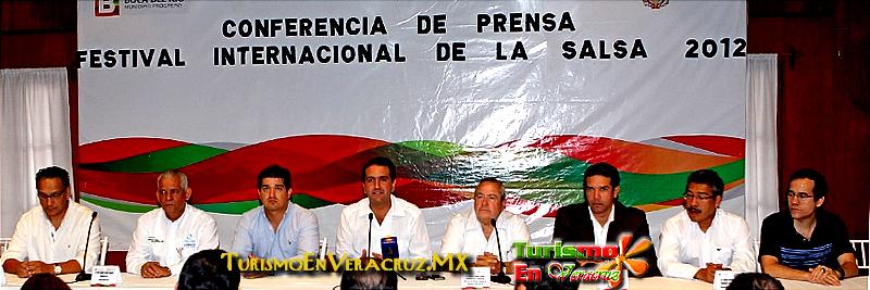 Confirman Festival Internacional de la Salsa en Boca del Río 2012
