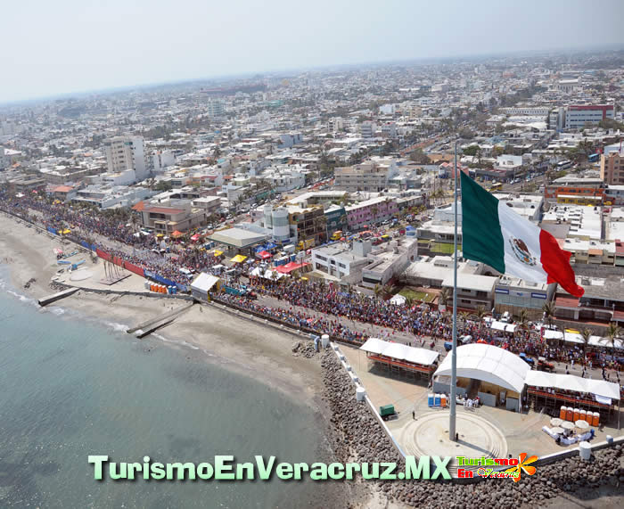 Implementan nuevo Sistema de Acceso a Gradas En El Carnaval Veracruz 2012