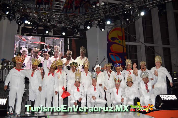 Agenda Del Carnaval De Veracruz Para El Viernes 17 De Febrero De 2012