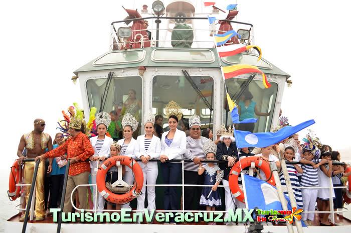 Actividades Sabatinas Carnaval de Veracruz 2012