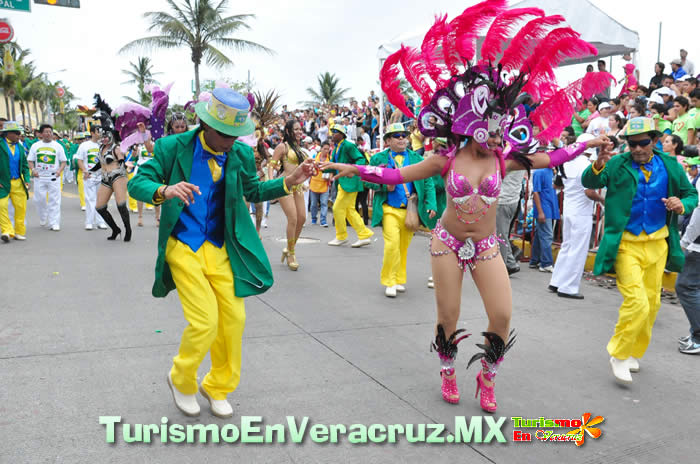 El Carnaval consolidó a Veracruz como un gran destino nacional e internacional