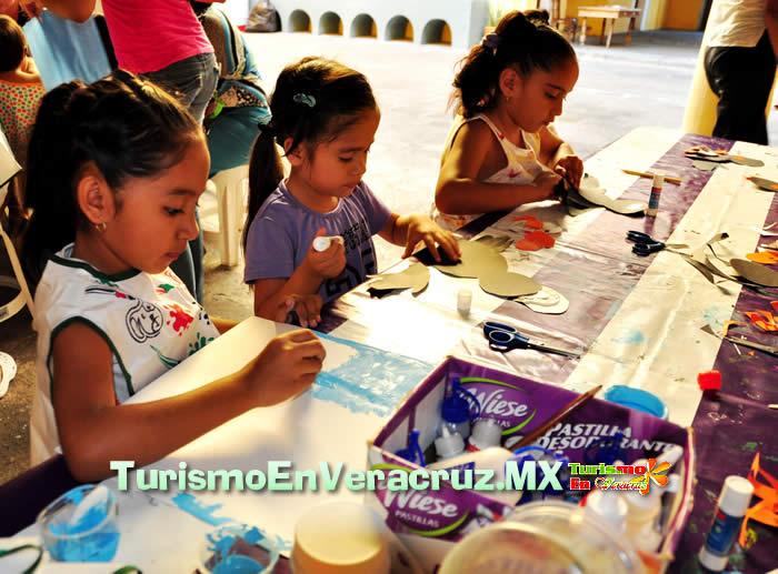 """Regresa el Taller """"Vámonos de Pinta"""" al Centro Histórico de Veracruz"""