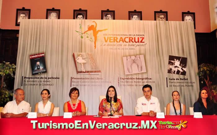 Celebrará Ayuntamiento de Veracruz Día Internacional de la Danza