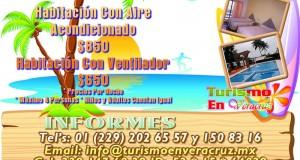 Sol Arena y Mar Esta Semana De Pascua En Tecolutla Veracruz