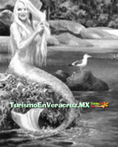 La Sirena de Tamiahua, La Ninfa de la Huasteca