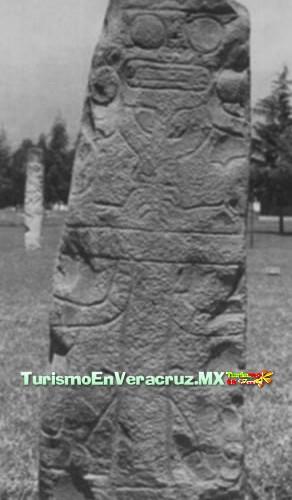 Lápida o Estela De Zacamixtle