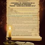"""Anuncia Ayuntamiento de Veracruz Concurso """"Cronistas de la Historia de Veracruz"""""""
