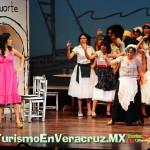 """Con rotundo éxito se presenta la Zarzuela """"La Tabernera del Puerto"""" en el Teatro Clavijero"""