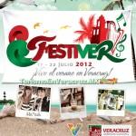 """Anuncian el programa de actividades del """"Festiver 2012, ¡Vive el Verano en Veracruz"""