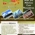3 Días y 2 Noches Conociendo La Ciudad de México