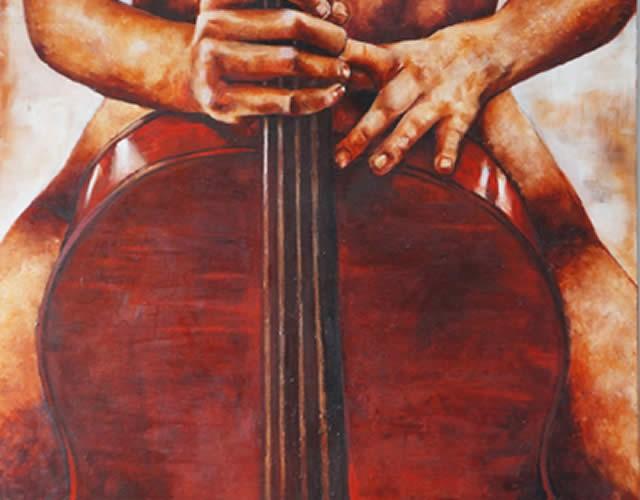 Inauguran Marinero de tres puertos: música, gastronomía y pintura, de Daniel Noriega