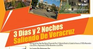 3 Días y 2 Noches En Guadalajara Saliendo De Veracruz
