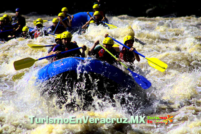 Jalcomulco, destino ideal para el turismo de aventura