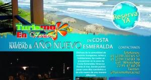 Vive Esta Navidad y Año Nuevo Junto Al Mar En Costa Esmeralda