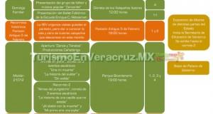 Eventos Culturales y Artísticos En Xalapa Noviembre 2012