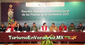 Garantizadas, diversión y seguridad en Fiestas de La Candelaria: Sectur