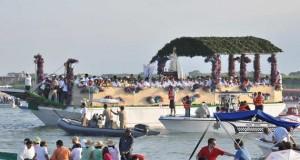 Por primera vez, turismo náutico en las fiestas de La Candelaria