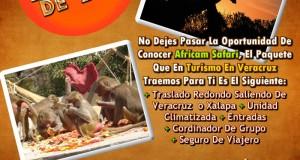 Vamos a Africam Safari Este 28 De Abril De 2013
