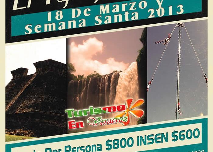 Catemaco y El Tajín a Precios De Locura En Este Puente De Marzo y Semana Santa 2013