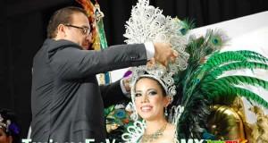 Carmelina II, Reina Del Carnaval De Veracruz 2013