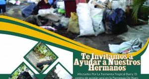 Ayudemos a Nuestros Hermanos De Ursulo Galván, Chachalacas y Comunidades Aledañas
