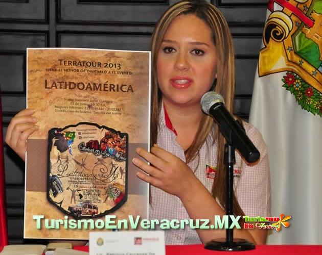 """Invitan Ayuntamiento de Veracruz y la asociación Terratour al espectáculo """"Latidoamérica""""."""