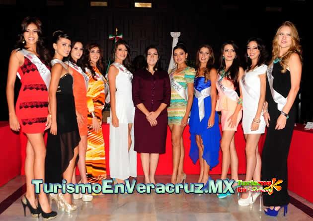 Municipio porteño, sede del Certamen Nuestra Belleza Veracruz 2013