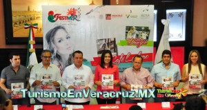 Presentan Ayuntamiento y Gobierno Estatal programa de actividades del Festiver 2013 ¡Vive el Verano en Veracruz!