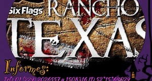 Rancho Texas En El Festival Del Terror De Six Flags